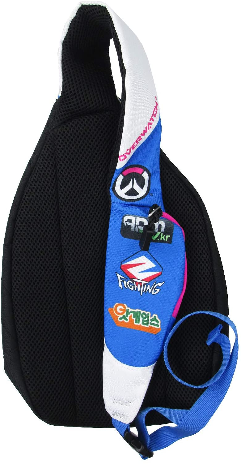 Overwatch - D.Va Sling Backpack - Loungefly