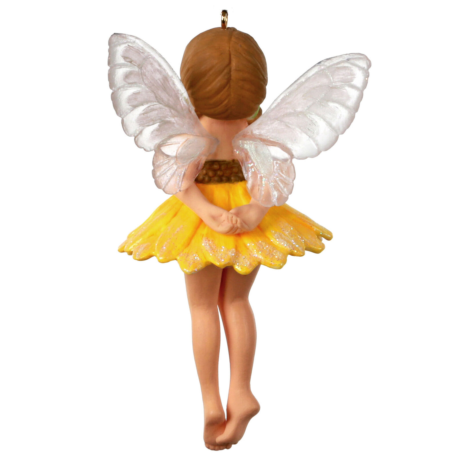 2020 Hallmark Keepsake Ornament - Fairy Messengers (Sunflower Fairy)