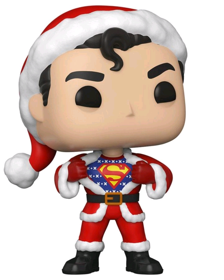 Superman - Superman Sweater Holiday Pop! Vinyl