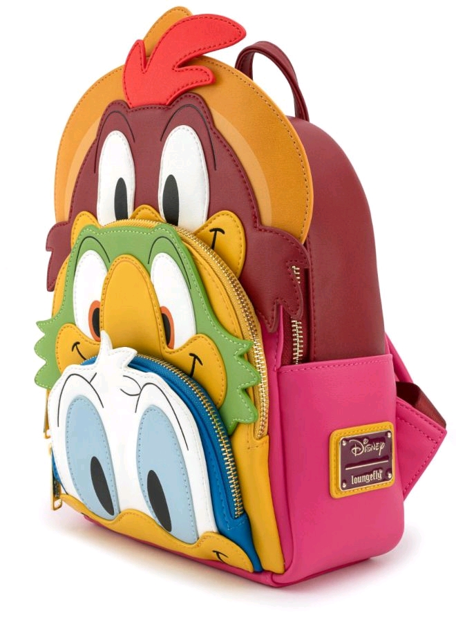 Disney - Three Caballeros Backpack - Loungefly