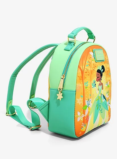 The Princess and the Frog - Tiana Mini Backpack - Loungefly