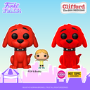 Clifford the Big Red Dog - Clifford Pop! Vinyl's