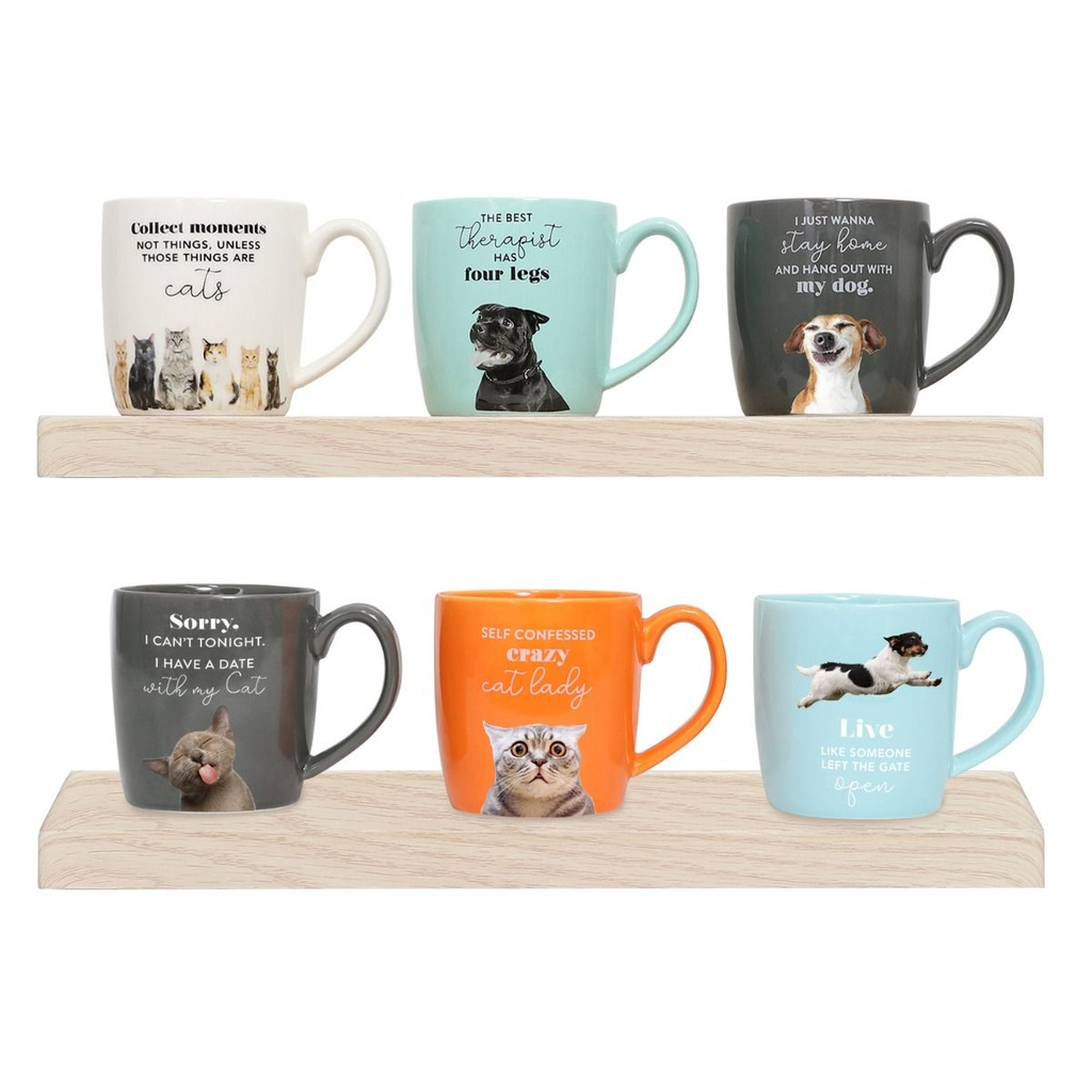 Playful Pets Mugs (All) - Splosh