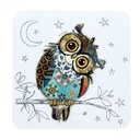 Bug Art - Kooks Coasters (Owl)