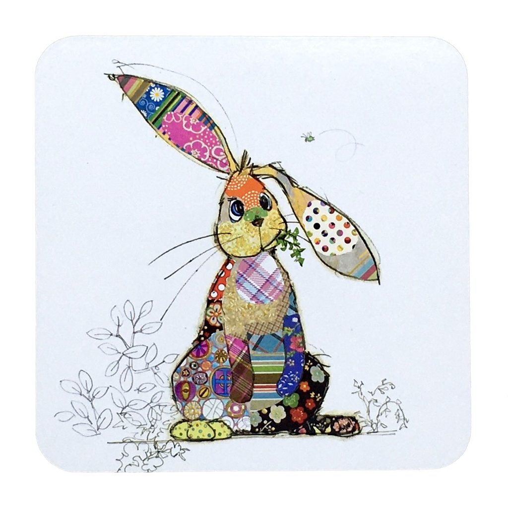 Bug Art - Kooks Coasters (Rabbit)