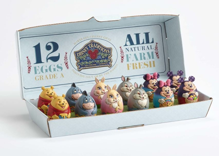 Mickey Mouse - Disney Traditions Egg Collection - By Jim Shore