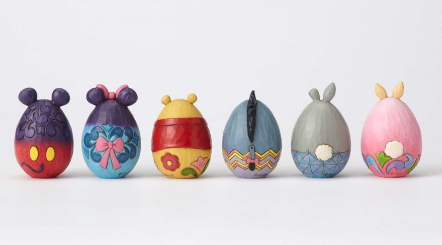 Minnie Mouse - Disney Traditions Egg Collection - By Jim Shore