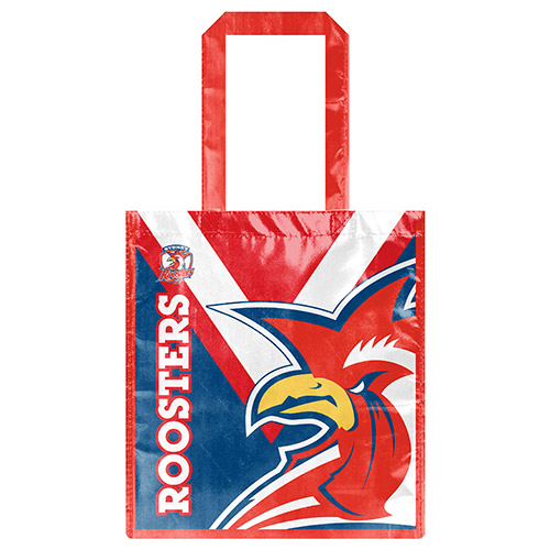 NRL Sydney Roosters Laminated Bag