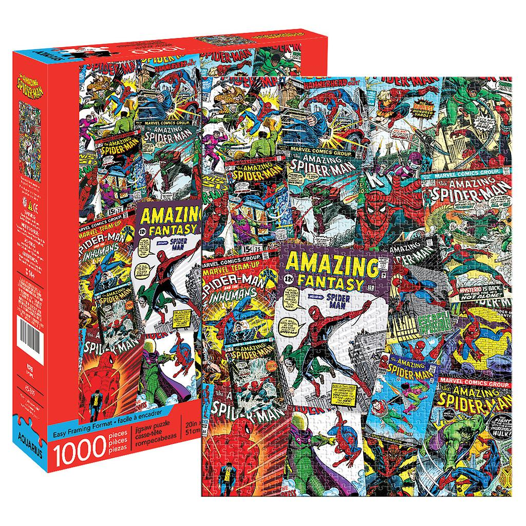 Marvel – Spiderman Collage 1000pc Puzzle