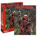 [JP-62162] Marvel - Deadpool Cover 500pc Puzzle