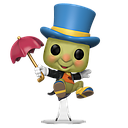 [FUN51383] Pinocchio - Jiminy Cricket Pop! Vinyl NYCC 2020