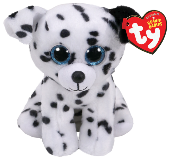 Beanie Babies Regular - Catcher the Dalmatian