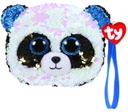 [95236] Ty Fashion Wristlet Sequin - Bamboo Panda