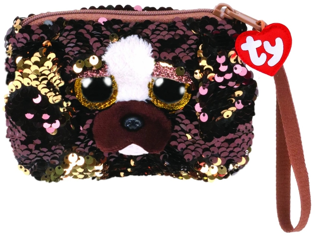 Ty Fashion Wristlet Sequin - Brutus Bulldog