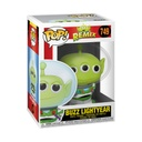 [FUN48361] Pixar - Alien Remix Buzz Pop! Vinyl