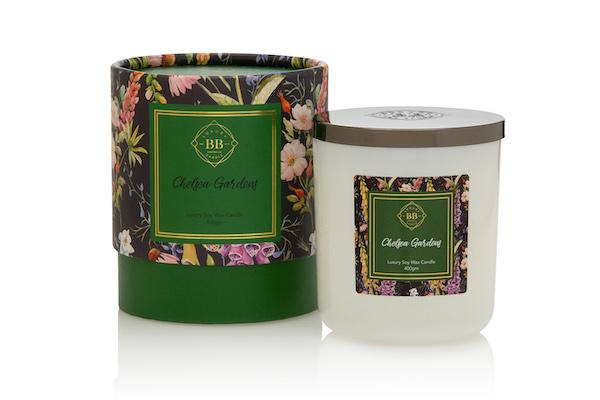 Bramble Bay Co - Chelsea Gardens 400g Luxury Soy Candle