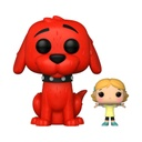 [FUN51380] Clifford the Big Red Dog - Clifford with Emily Pop! Vinyl