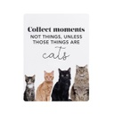 [PET027] Playful Pets Collect Cats Ceramic Magnet - Splosh