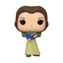 [FUN54262] Beauty and the Beast - Belle in Green Dress w/ Book (30th Anniversary) Pop! Vinyl ECCC 2021
