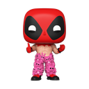 [FUN54550] Deadpool - Deadpool w/Teddy Belt Pop! Vinyl ECCC 2021
