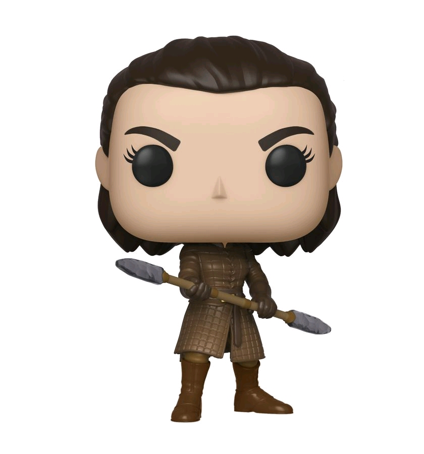 Game of Thrones - Arya with Two Headed Spear Pop! Vinyl