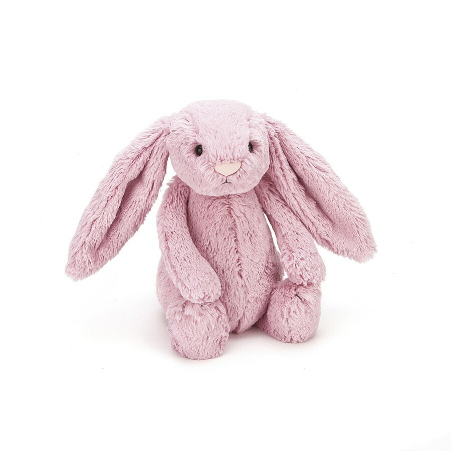 Jellycat Bashful Tulip Pink Bunny (Medium)