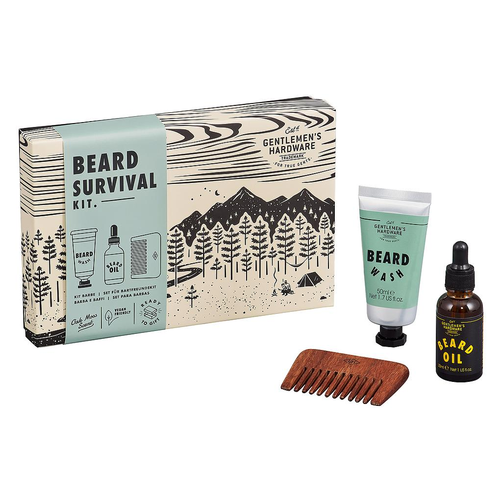 Beard Survival Kit - W&W