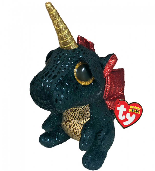 Beanie Boos Regular Grindal - Dragon with Horn