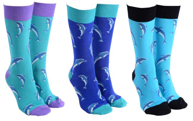 Sock Society - Aussie Dolphins