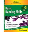 Excel Basic Skills - Reading (YEARS 1 - 2)