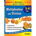 Excel Basic Skills - Multiplication and Division (YEARS 3 - 4)