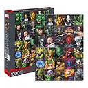 [JP-65362] Marvel - Villains Collage 1000pc Puzzle