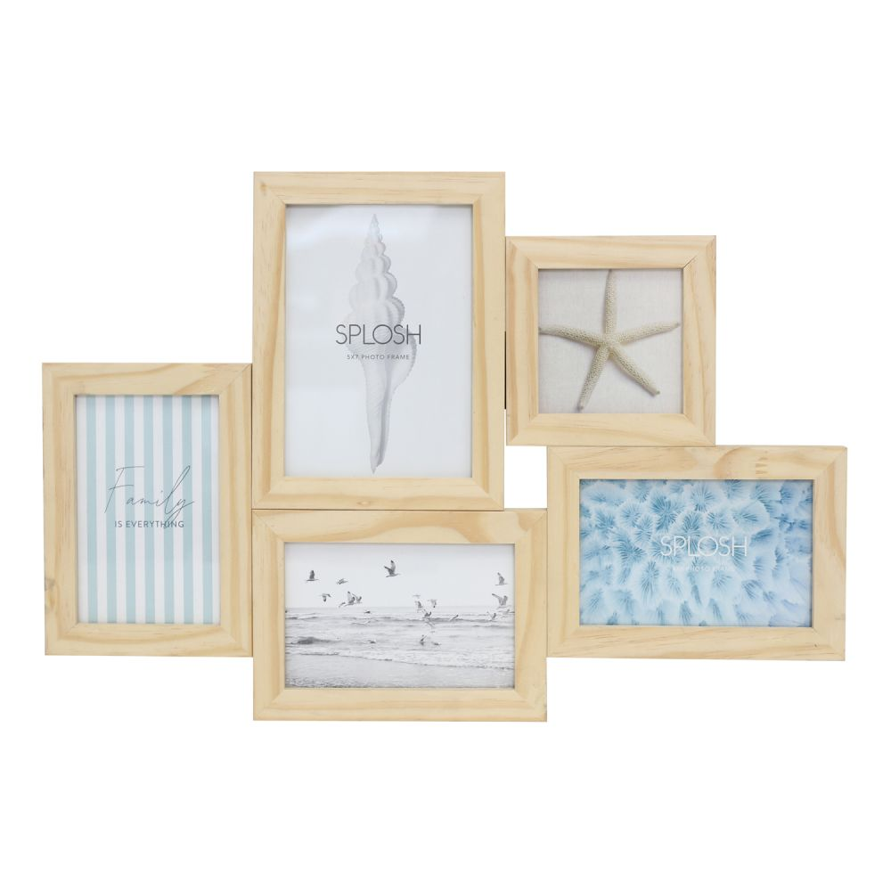 Coastal Collage Frame - Splosh