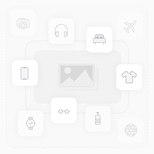 Coastal Blue Ceramic Coaster - Splosh