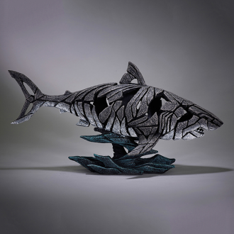 [EE6005343] Shark Figure - Jasnor Edge Sculpture