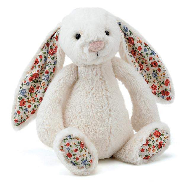 [BL3CBN] Jellycat Blossom Bashful Cream Bunny (Medium)