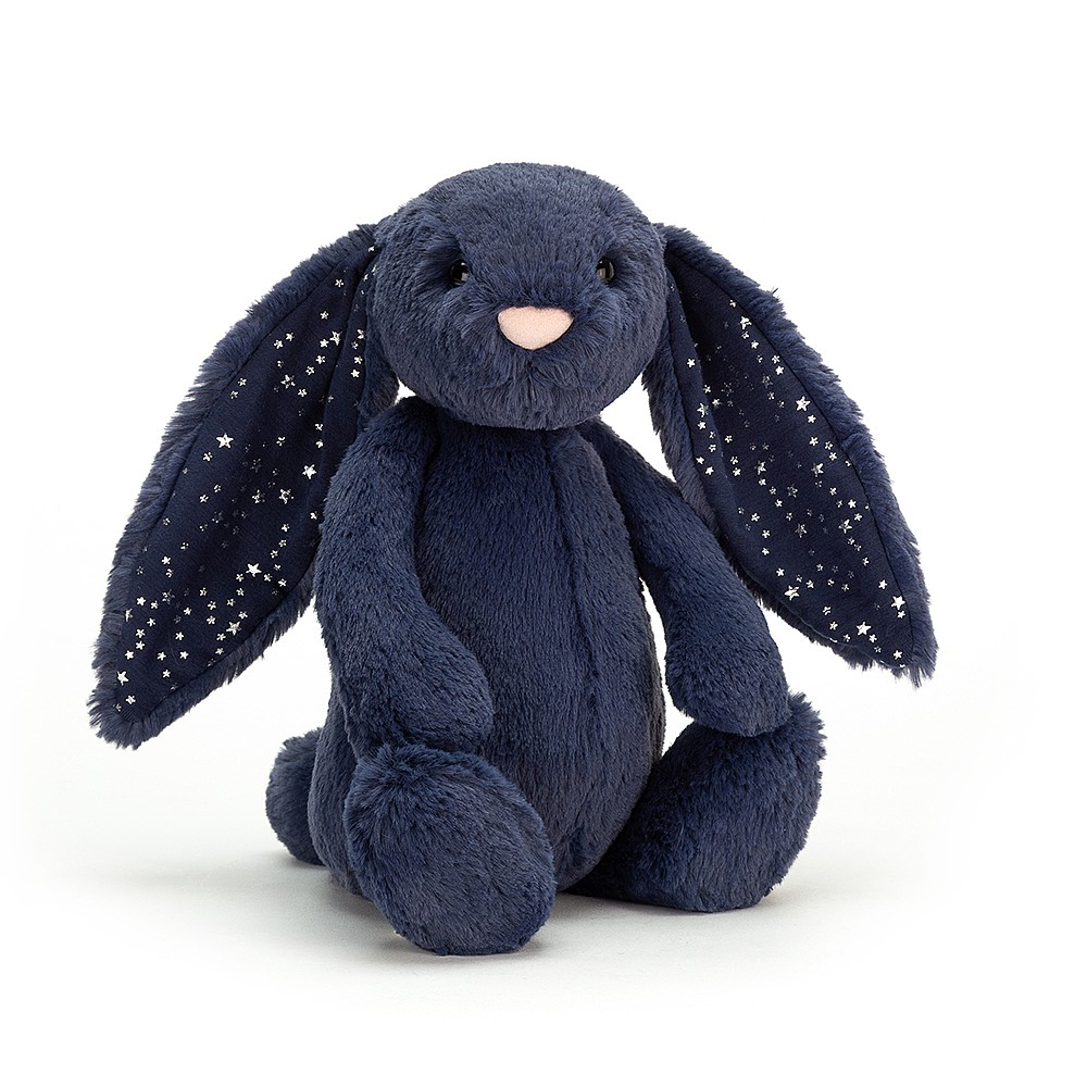 [BAS3SD] Jellycat Bashful Stardust Bunny (Medium)