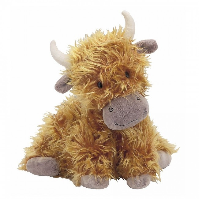 [TRM3HC] Jellycat Truffles the Highland Cow (Medium)