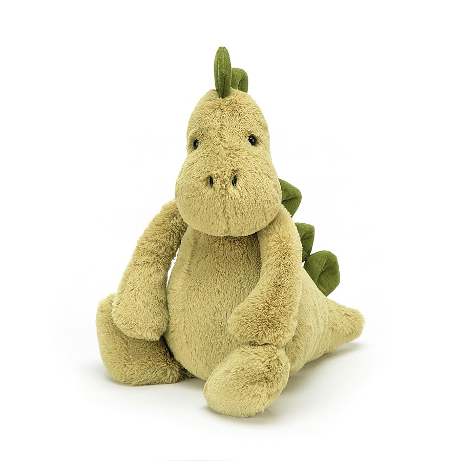 [BAS3DNO] Jellycat Bashful Dinosaur (Medium)