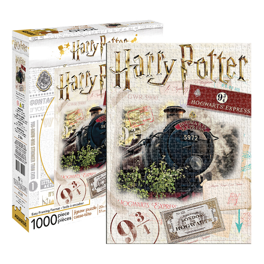 [JP-65298] Harry Potter - Hogwarts Express Ticket 1000pc Puzzle