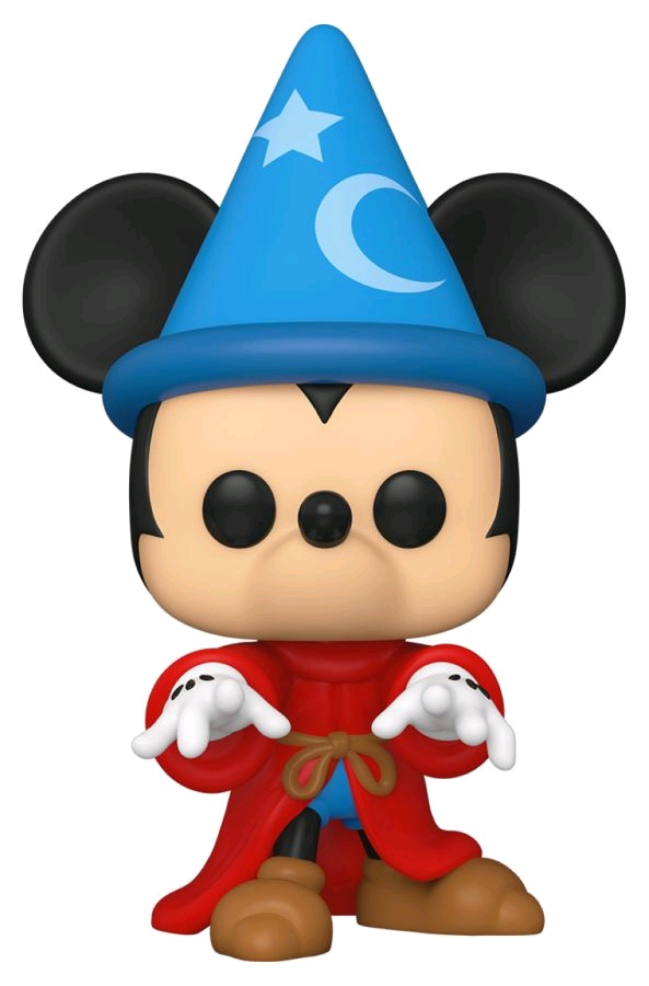 [FUN51938] Fantasia - Sorcerer Mickey 80th Anniversary Pop! Vinyl