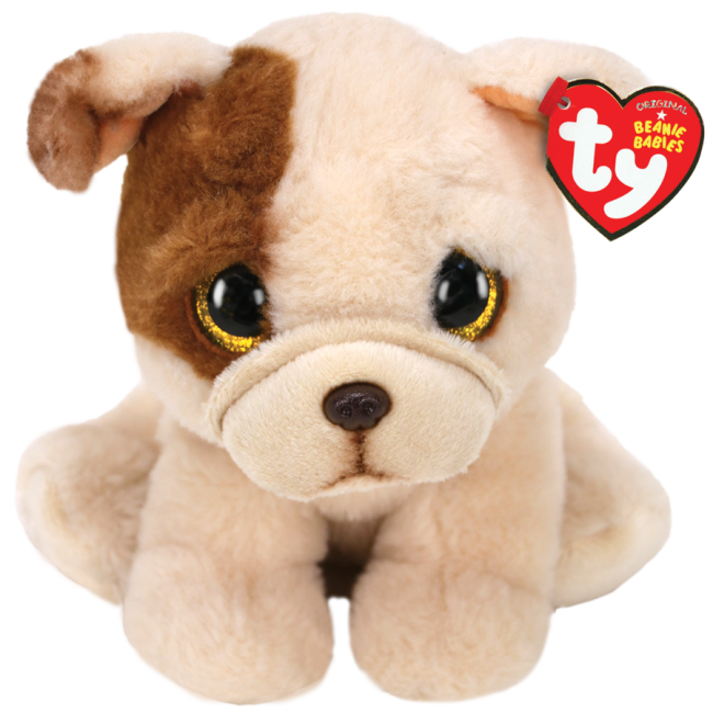 [40175] Beanie Babies Regular - Houghie the Pug