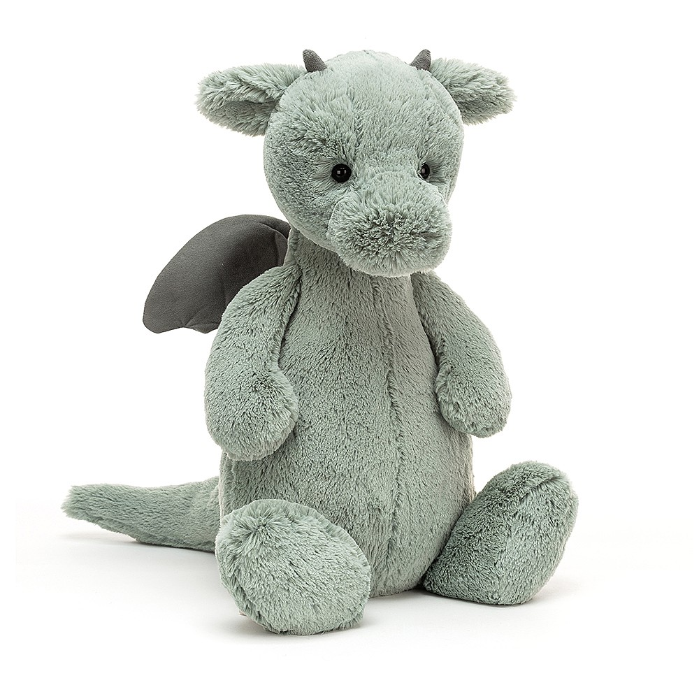 [BAS3DGN] Jellycat Bashful Dragon (Medium)