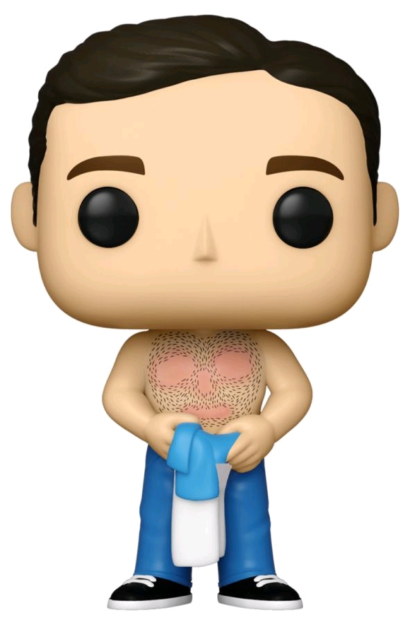 [FUN49047] 40 Year Old Virgin - Andy Waxed Pop! Vinyl