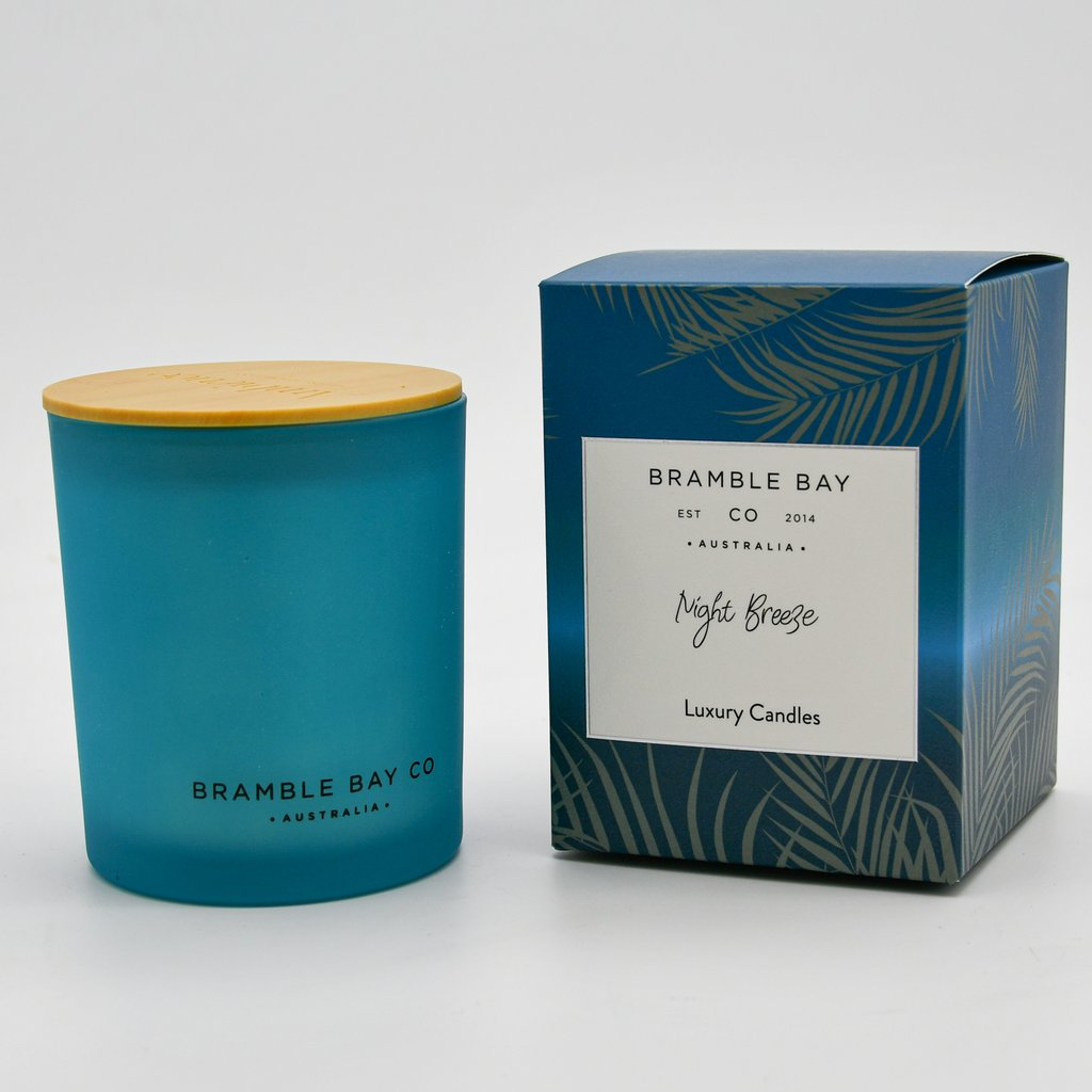 [BBOC-03] Bramble Bay Co - Night Breeze 300g Soy Candle