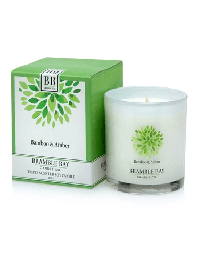 [BBC-12] Bramble Bay Co - Bamboo & Amber 270g Soy Wax Candle