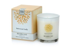 [BBC-32] Bramble Bay Co - Buttercream Vanilla 270g Soy Wax Candle