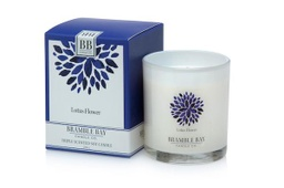 [BBC-31] Bramble Bay Co - Lotus Flower 270g Soy Wax Candle