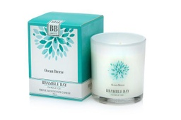 [BBC-10] Bramble Bay Co - Ocean Breeze 270g Soy Wax Candle