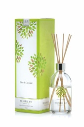 [BBFD-20] Bramble Bay Co - Lime & Coconut 180ml Reed Diffuser
